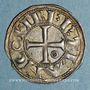 Monnaies Languedoc. Comté de Toulouse. Bertrand (1106-1112). Denier