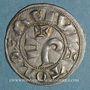 Monnaies Languedoc. Comté de Toulouse. Guillaume IX (1098-1100 et 1119-1127). Denier