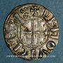 Monnaies Limousin. Abbaye de Saint-Martial de Limoges (fin XIIe jusque vers 1245). Denier ou barbarin