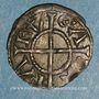 Monnaies Lyonnais. Archevêché de Lyon. Monnayage anonyme (1ère moitié XIIe siècle). Denier