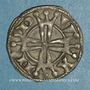 Monnaies Marquisat de Provence. Raymond V (1148-1194). Denier