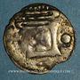 Monnaies Orléanais. Comté de Chartres. Eudes I ou Thibaut II (975-1004). Denier de type bléso-chartrain