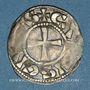 Monnaies Orléanais. Comté de Chartres. Eudes II (1004-1037). Obole de type bléso-chartrain