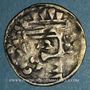 Monnaies Orléanais. Vicomté de Châteaudun. Denier anonyme (vers 1020-1040)
