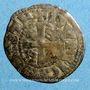 Monnaies Orléanais. Vicomté de Châteaudun. Obole anonyme (vers 1180-1200)