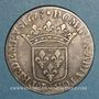 Monnaies Principauté de Dombes. Anne-Marie-Louise d'Orléans (1650-1693). 1/2 écu d'argent 1673