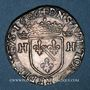 Monnaies Principauté de Dombes. Henri II de Montpensier (1592-1608). Teston 1606