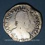 Monnaies Seigneurie de Béarn. Henri II (1572-1589). Teston 1574