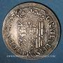 Monnaies Seigneurie de Béarn. Henri II (1572-1589). Teston 1576. Pau