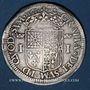 Monnaies Seigneurie de Béarn. Jeanne d'Albret (1562-1572). Teston 1565. Pau