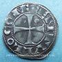 Monnaies Seigneurie de Béarn. Monnayage au nom de Centulle (12e - 13e siècle). Denier