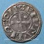 Monnaies Seigneurie de Béarn. Monnayage au nom de Centulle (12e - 13e siècle). Obole de poids lourd