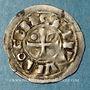 Monnaies Seigneurie de Béarn. Monnayage au nom de Centulle (XIIe - XIIe siècle). Obole
