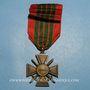Monnaies Croix de Guerre (1939-1945). 1er modèle 1939. 1 citation