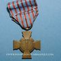 Monnaies Croix du combattant. Modèle 1914/1918
