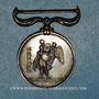 Monnaies Grande Bretagne. Médaille de Crimée. Modèle réduit. 29,07 mm