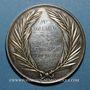 Monnaies Médaille de l'Enseignement du 1er degré. Argent