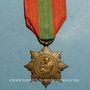 Monnaies Médaille de la Famille Française (décret de 1920). Médaille de bronze. 2e modèle