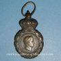 Monnaies Médaille de Sainte-Hélène (1857)