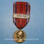 Monnaies Médaille de Verdun (1916). 3e modèle dit Prudhomme. Barrette Verdun