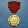 Monnaies Médaille du Travail de la Société Industrielle de l'Est. Vermeil (poinçon argent 1er titre)