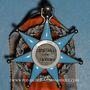 Monnaies Ordre du Mérite Social. Croix de chevalier