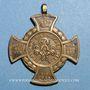 Monnaies Prusse. Croix du souvenir de Sadova (1866-1867) - Erinnerungskreuze Königgrätz (1866-1867)