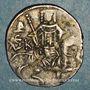 Monnaies Empire de Trébizonde. Alexis II Comnène (1297-1330). Aspre