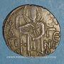 Monnaies Empire de Trébizonde. Manuel I Comnène (1238-1263). Aspre