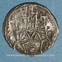 Monnaies Empire de Trébizonde. Manuel III Comnène (1390-1417). Aspre