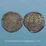 Monnaies Lot. Grande Bretagne. Henri VI, 1er règne (1422-1461). 2 X Gros. Calais