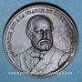 Monnaies Guerre de 1870-1871. Les légitimistes du Nord rendent visite au comte de Chambord. Médaille. 36,7 mm