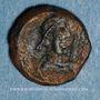 Monnaies Empire byzantin. Anastase (491-518). Nummus. Constantinople, 491-498