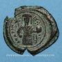 Monnaies Empire Byzantin. Andronic I (1183-1185). Tétarteron. Thessalonique