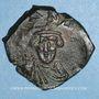 Monnaies Empire byzantin. Constant II (641-668). Follis. Syracuse, 643-646