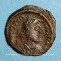 Monnaies Empire byzantin. Justinien I (527-565). Décanoummion. Antioche, 4e officine 529-539