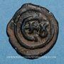 Monnaies Empire byzantin. Justinien I (527-565). Décanoummion. Antioche, 546-551