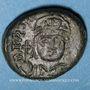 Monnaies Empire byzantin. Justinien I (527-565). Décanoummion. Ravenne, 561-562