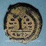 Monnaies Empire byzantin. Justinien I (527-565). Décanoummion. Théoupolis (Antioche), 2e officine, 527-528