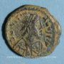 Monnaies Empire byzantin. Justinien I (527-565). Pentanoummion. Antioche, 1ère officine, 529-539