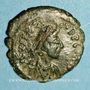 Monnaies Empire byzantin. Justinien I (527-565). Pentanoummion. Antioche, 1ère officine, 561-565