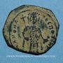 Monnaies Empire byzantin. Manuel I Comnène (1143-1180). Tétartéron. Constantinople, 1152-1160