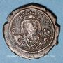 Monnaies Empire byzantin. Maurice Tibère (582-602). Décanoummion. Antioche, 589-590