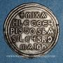 Monnaies Empire byzantin. Michel II d'Amorium (820-829). Miliaresion. Constantinople, 820-829