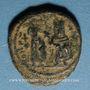 Monnaies Empire byzantin. Phocas (602-610). Décanoummion. Téoupolis (Antioche), 602-603