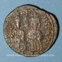 Monnaies Empire byzantin. Phocas (602-610). Follis. Théoupolis (Antioche), 603-604