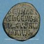 Monnaies Empire byzantin. Romain I (920-944). Follis. Constantinople (931-944)