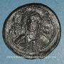 Monnaies Empire byzantin. Romain IV Diogenes (1068-1071). Follis. Constantinople