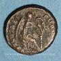 Monnaies Aelia Flaccilla, épouse de Théodose I († 386). 1/2 centenionnalis, 383-384