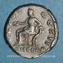 Monnaies Aelius, césar (136-138). Denier. Rome, 137. R/: la Concorde